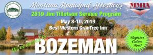 Jim Tillotson Service Program @ Best Western GranTree | Bozeman | Montana | United States