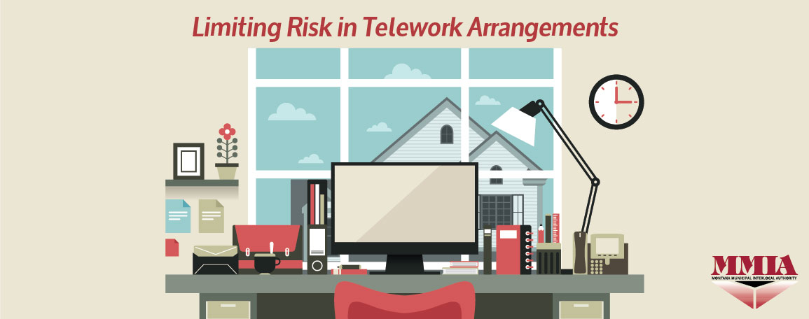 Limiting Risk in Telework Arrangements