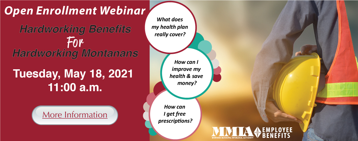 Employee Benefits Open Enrollment Webinar