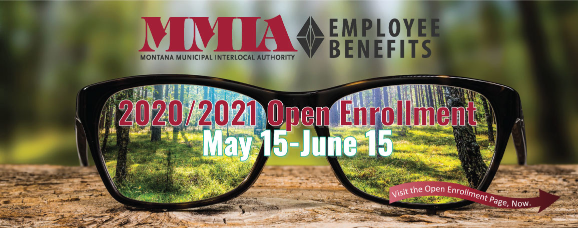 2020/2021 Open Enrollment May 15 - June 15 – Visit the Open Enrollment page, now.