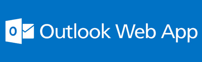 Outlook Web App - for MIA Staff only