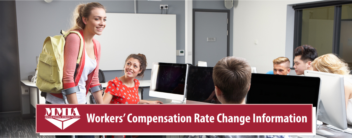 Workers' Compensation Rate Change Information